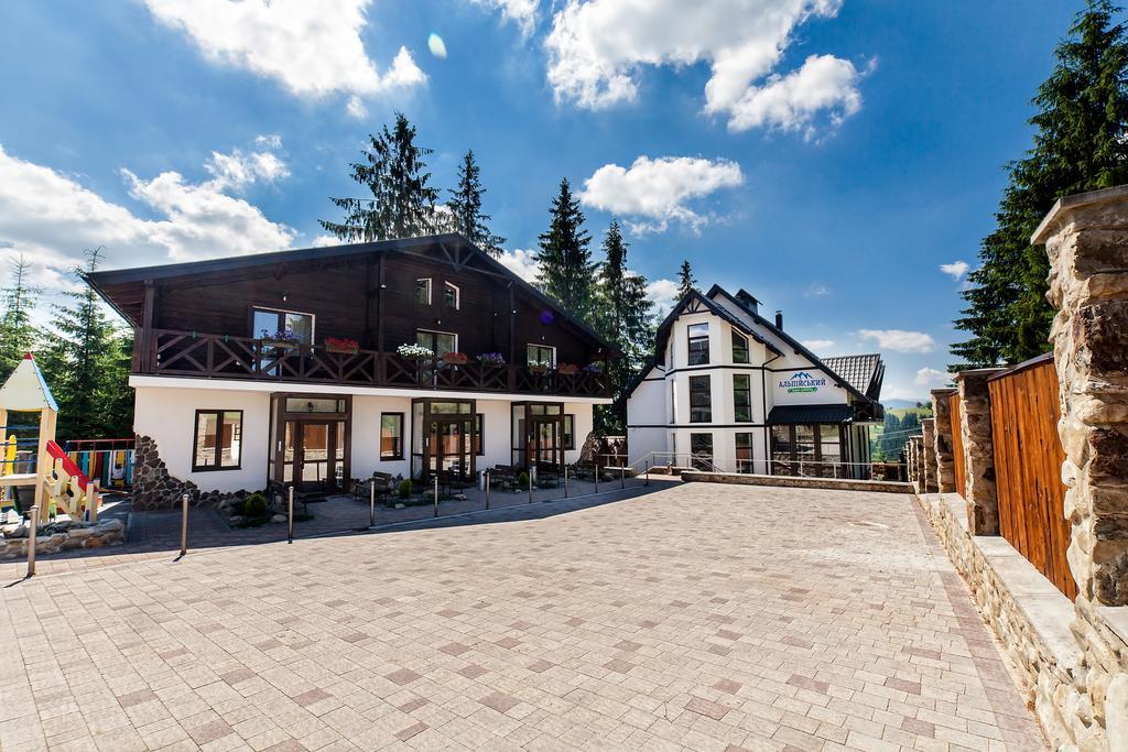 Мини-отель Альпийский